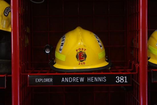 Andrew Hennis