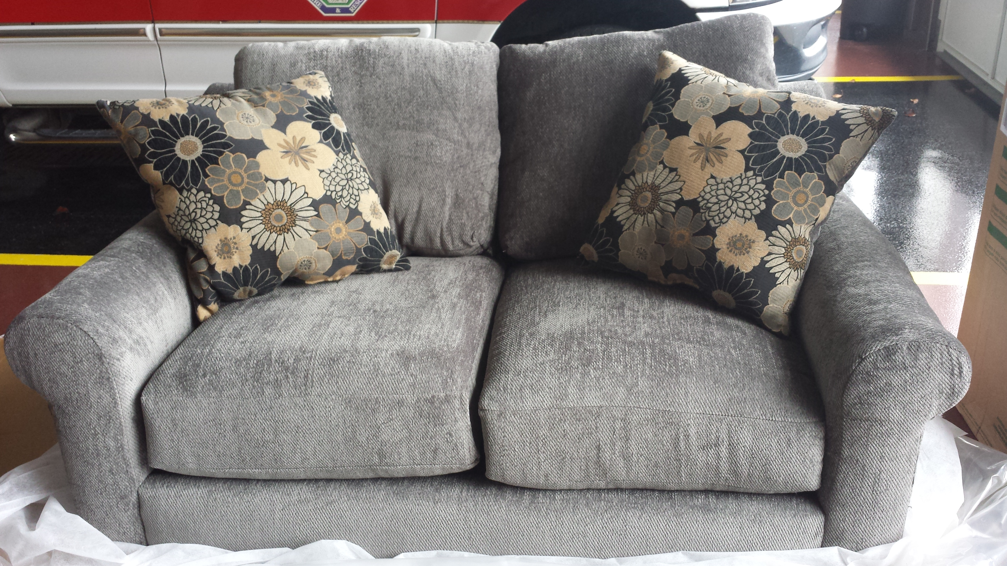 Loveseat From Albany Industries