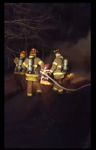 Parkway Fire